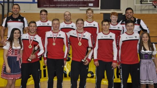 Unser Team bei den Staatsmeisterschaften in Innsbruck