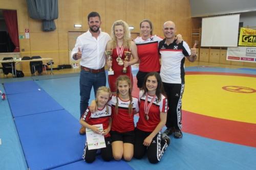 Unser Team bei den ÖM in der Steiermark