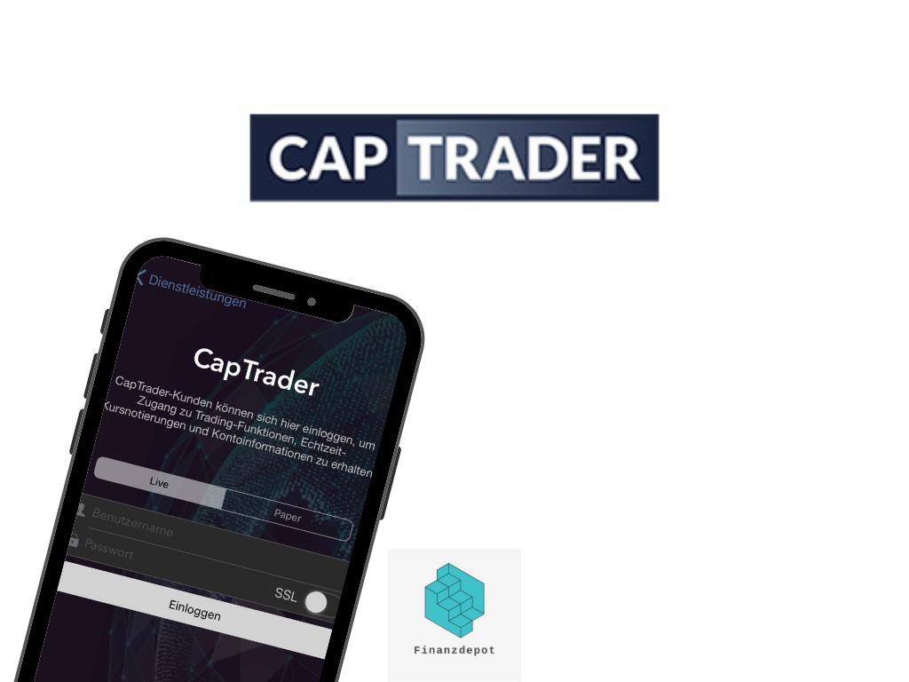CapTrader für Schweizer – Erfahrungen und Vergleich