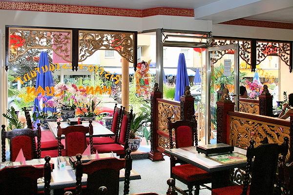 Hanoi Quan, Restaurant im Zentrum von Weil am Rhein
