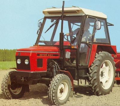 Zetor 5011