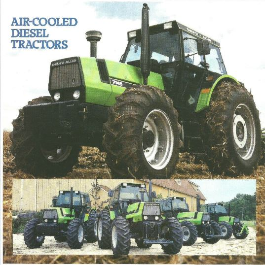 Deutz-Allis 7000 Serie (Quelle: SDF)
