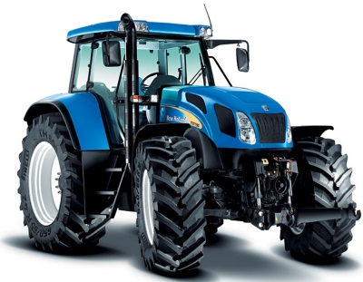 New Holland TVT 135-195