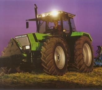 Deutz Fahr Traktor Agrostar 6.81 6.71