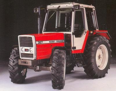 Massey Ferguson 377-397, 1007 (1987-94)