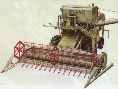 Claas Matador Gigant technische Daten