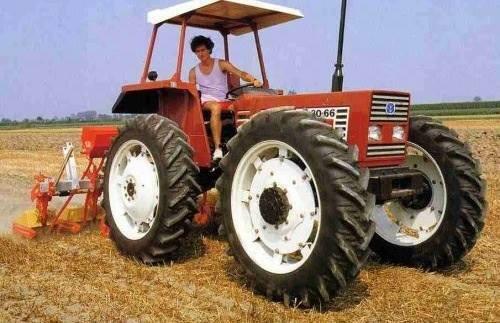 Fiatagri 80-66 High Crop