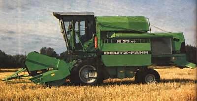 Deutz-Fahr M 33.30 – M 33.70