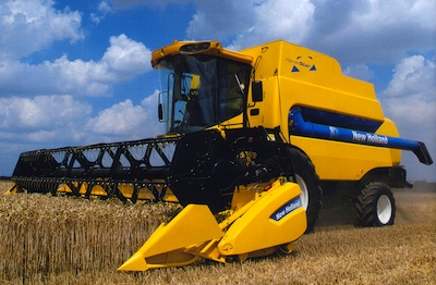 New Holland CSX 7080 RS