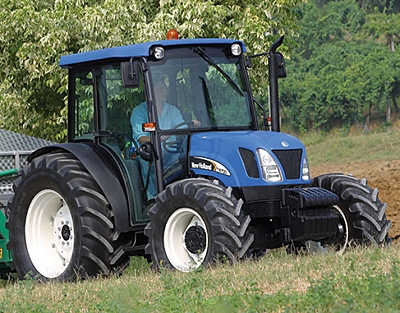 New Holland TN60DA – TN95SA