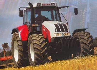 Steyr CVT 150