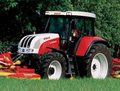 Steyr 6140-6195 CVT