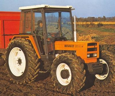 Renault 851S