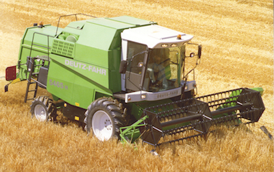 Deutz-Fahr 5435-5495 (2003-2012)