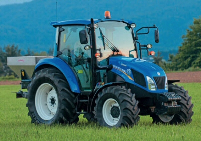 New Holland T4.55-T4.75 Powerstar