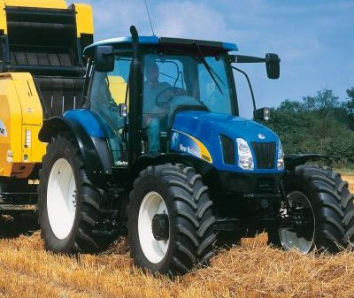 New Holland T6020-T6070 Elite
