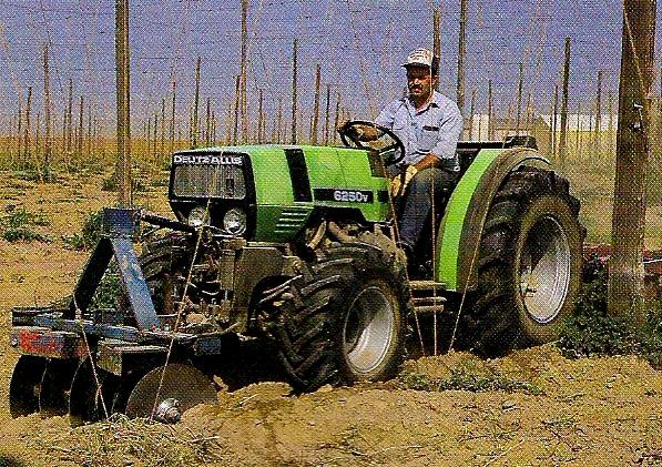 Deutz-Allis 6250V (Quelle: SDF)