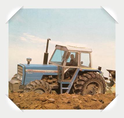 Landini 14500 Traktor