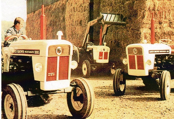 David Brown Traktoren