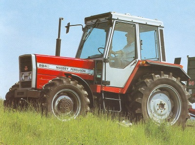 Massey Ferguson 254 S – 294 S (1980-87)