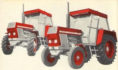 Zetor 8011 & 8045