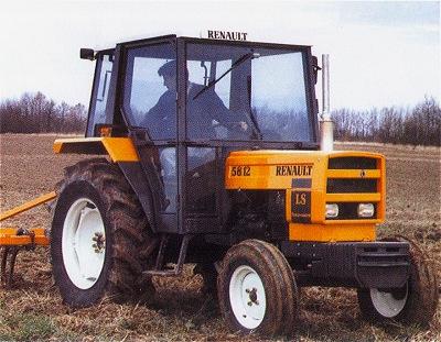 Renault 58-12 LS