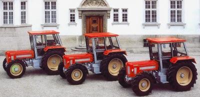 Schlüter Compact 950 V 6 – 1050 V 6 (1982-93)