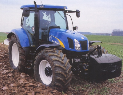 New Holland TS100A-TS135A Plus