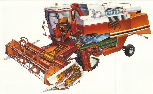 Fiatagri 3750