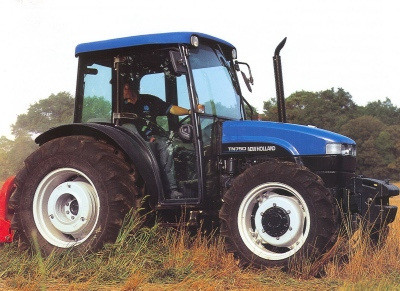 New Holland TN75 D
