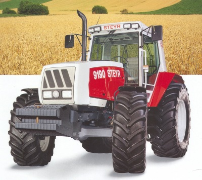 Steyr 9190
