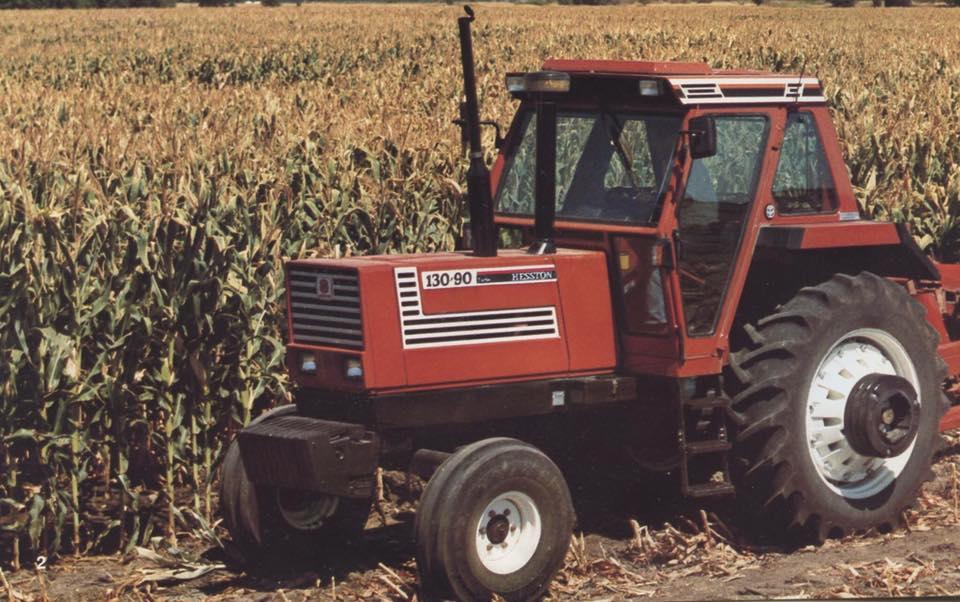 Hesston 1380 DT