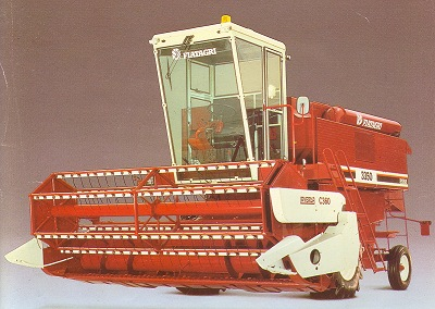 Fiatagri Laverda 3350