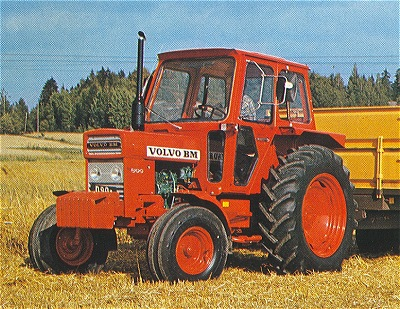 Volvo BM T500