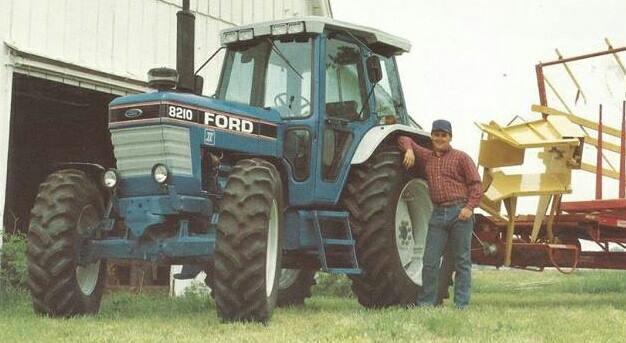 Ford TW series Traktor