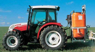 Steyr 4065-4095 Kompakt