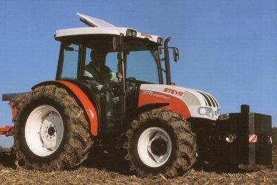 Steyr 375 Kompakt