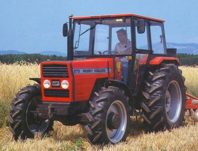Massey Ferguson 233-293 (1983-87)