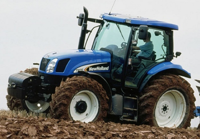 New Holland TS100A-TS135A (2003-05)