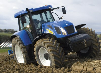 New Holland T7510-7550