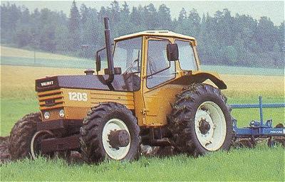Valmet 1203