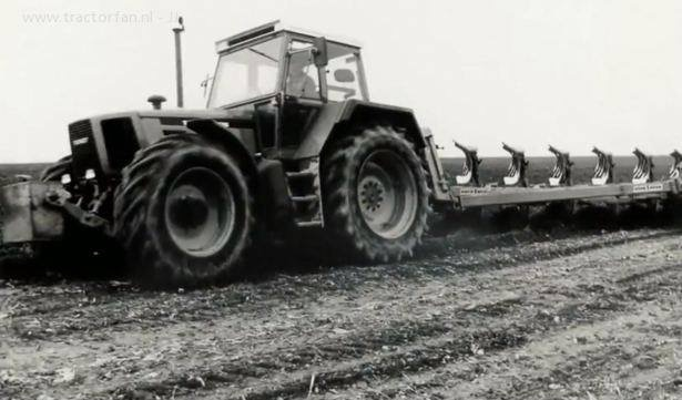 Fendt Favorit 824 Prototyp