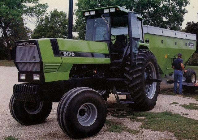 Deutz-Allis 9170 (Quelle: SDF)