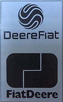 Logo von Fiat Deere - Deere Fiat