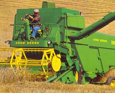 John Deere MD 730