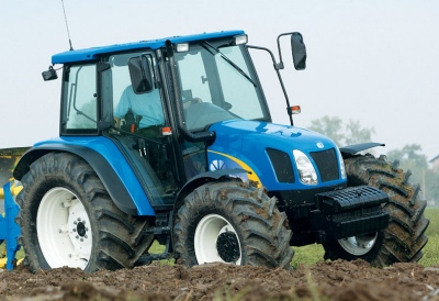 New Holland TL70A-TL100A