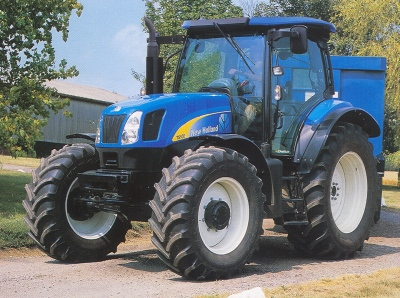 New Holland TS100A-TS130A Delta