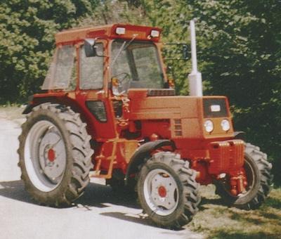 Belarus LTZ 55