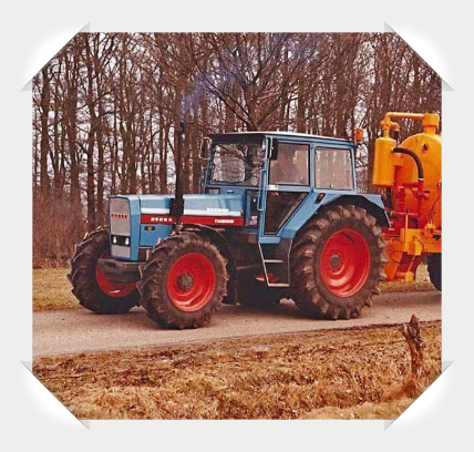 Eicher Turbo Traktor