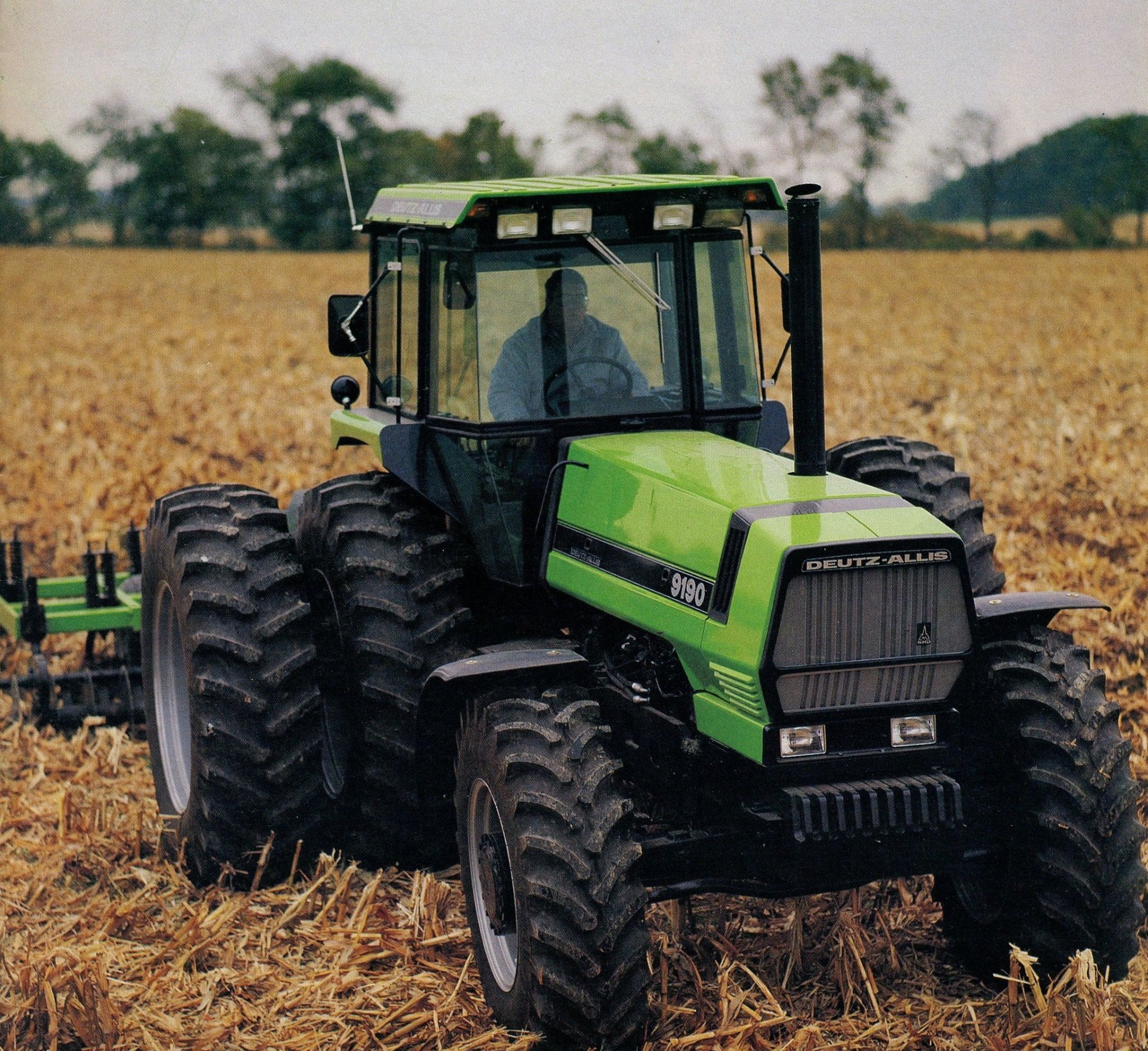 Deutz-Allis 9190 (Quelle: SDF)